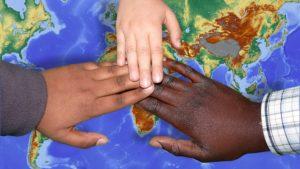 three different races