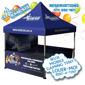 Nemesis Tent
