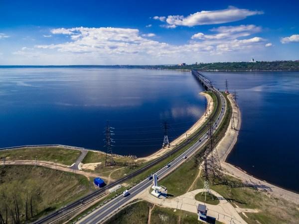 Карта Ульяновска. Река Волга в Ульяновске. Река Свияга в ...