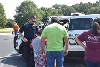NAPD-cop-and-kids