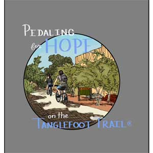 Pedaling for Hope