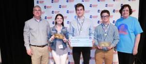 East Union TRAC winners