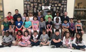 April 2019 Students of Month
