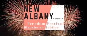 New Albany MS Freedom Fest Weekend feat