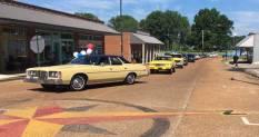 Union County MS Training School reunion parade