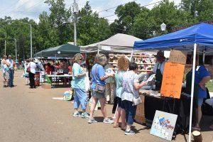 Union County MS 2019 Peach Festival vendors