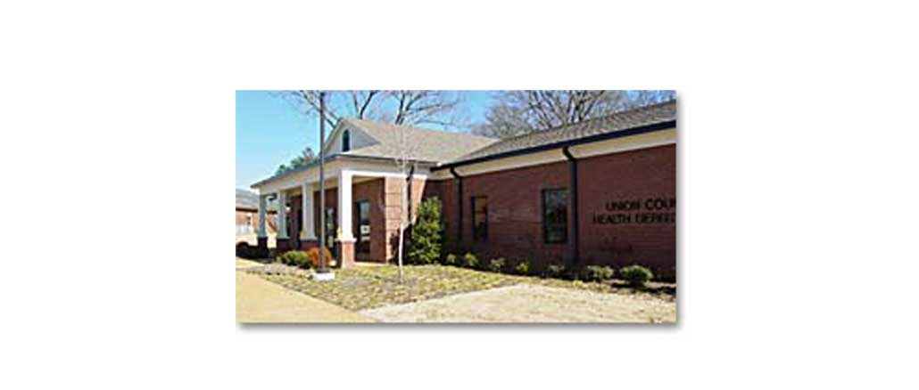 New Albany MS union co health dept