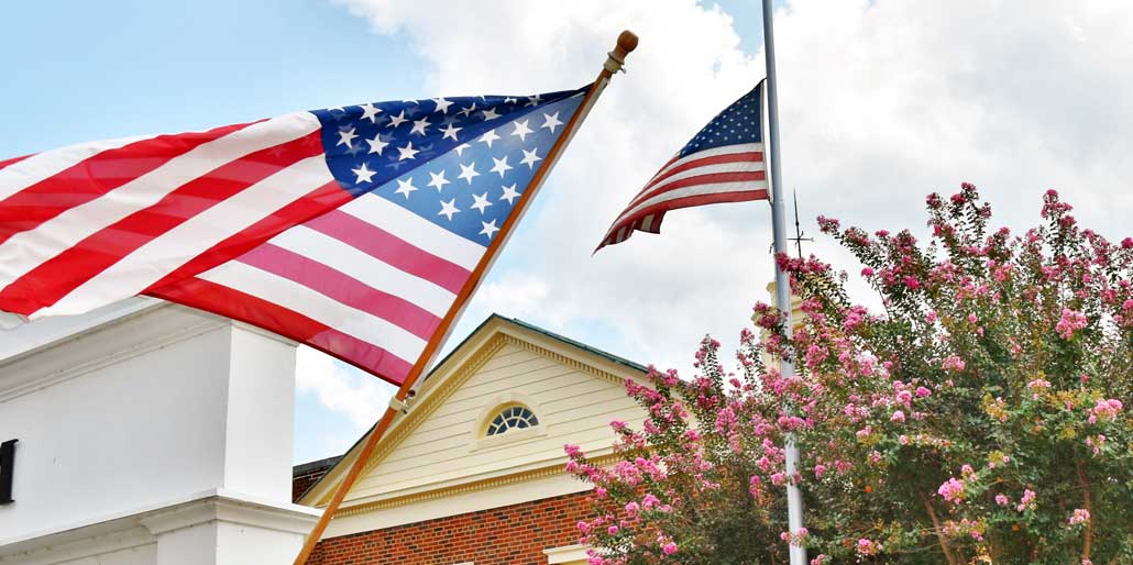 New Albany MS Patriot Day