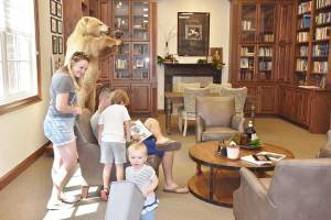New Albany MS Heritage Pioneer Days 2019, Faulkner Library