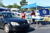 NEMiss.news Baptist Union Co drive-through back-to school fair