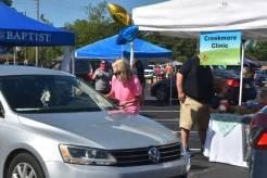 NEMiss.news Baptist Mem Hospital Drive through Fair