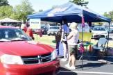 NEMiss.news BMHUC drive-through back-to school fair