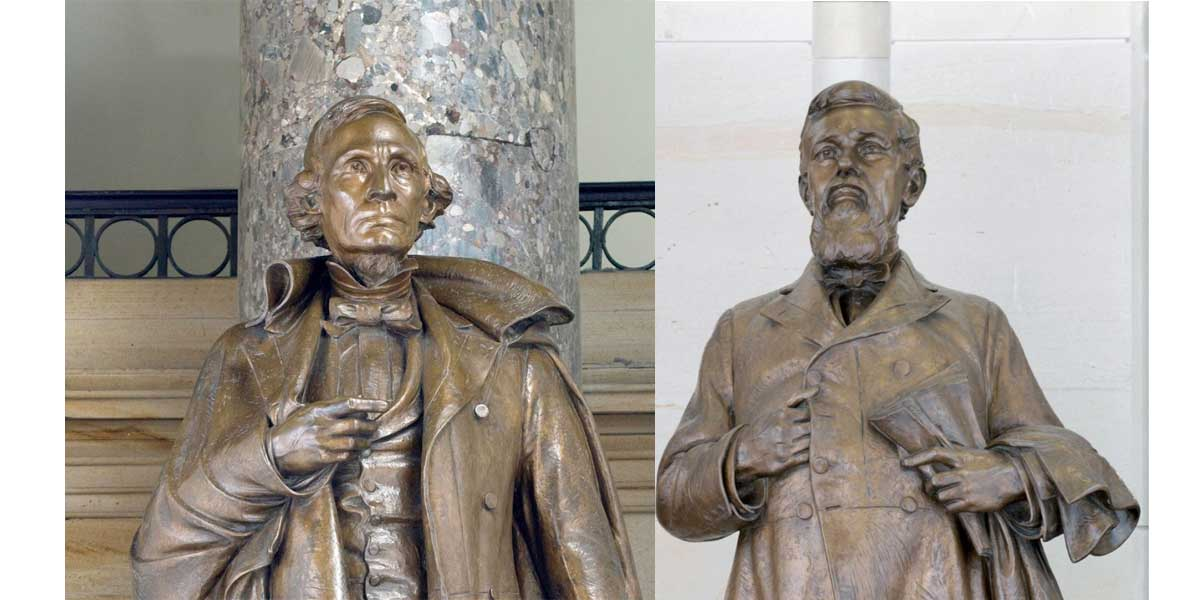 NEMiss.news MS in Statuary Hall, Washington DC