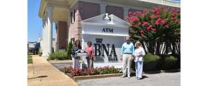 NEMiss.news BNA Bank beautification award
