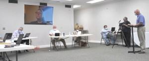 NEMiss.news New Albany Aldermen meeting August 4 2020