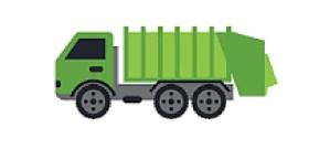 NEMiss.News garbage truck