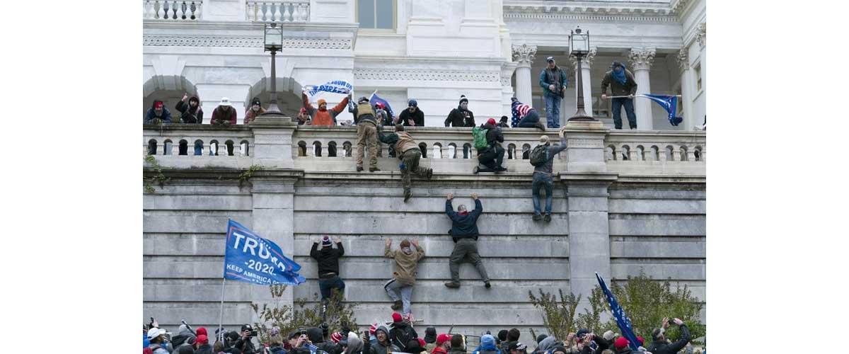 NEMiss.News US Capitol building under assault