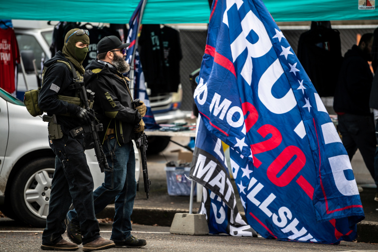 domestic terror threat high NEMiss.News