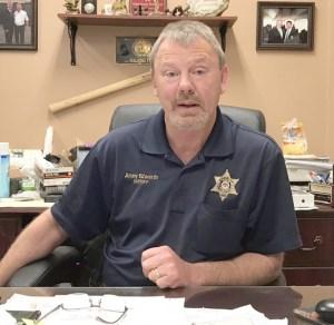 NEMiss.News Union Co Sheriff Edwards