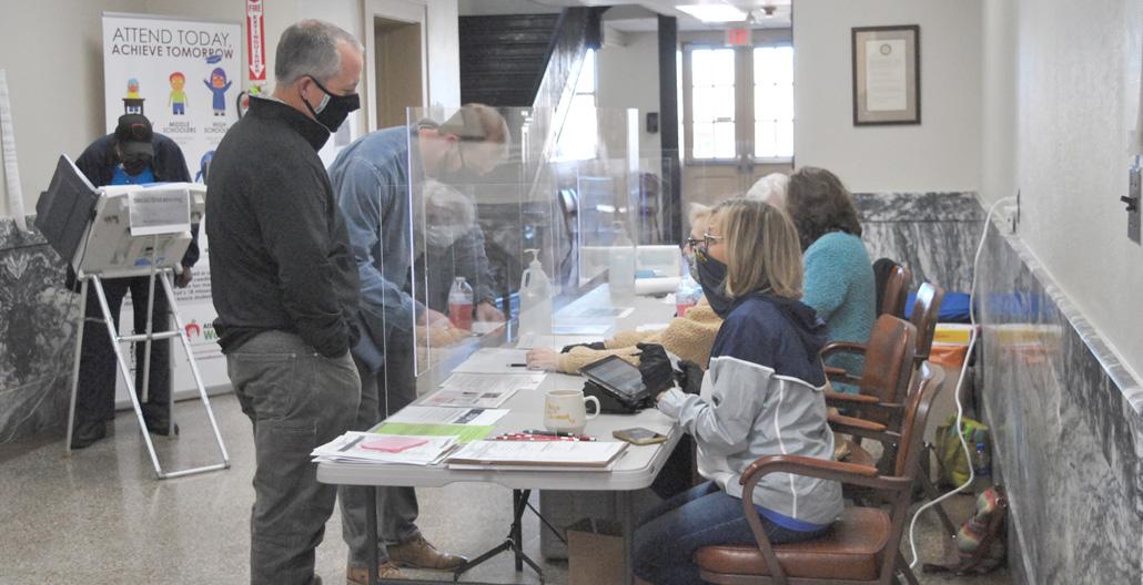 NEMiss.News People voting fall 2021