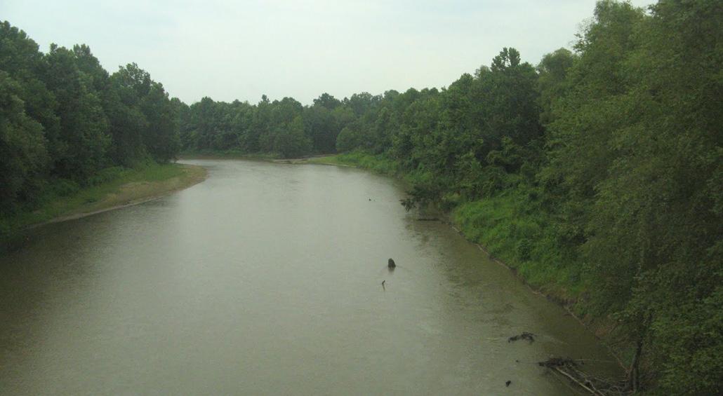 NEMiss.News Tallahatchie River high water