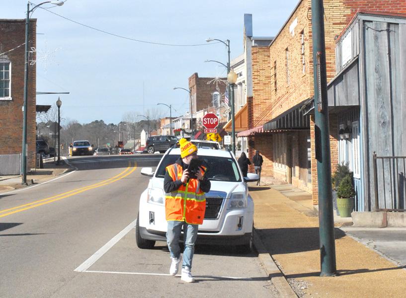 NEMiss.News Streetlight survey underway