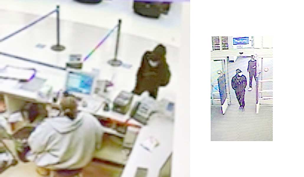 NEMiss.News Walmart robbery security video