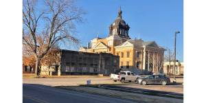 Old jail and Union Co. Courthouse NEMiss.News
