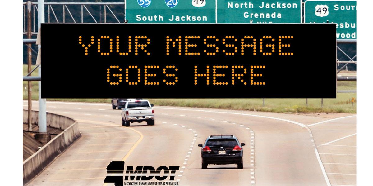 MDOT message contest NEMiss.news