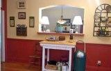 NEMiss.News Kitchen pass thru to dining room