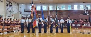 NEMiss.News Air Force JROTC Color Guard