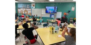 NEMiss.News NAES 2nd grade studies communities