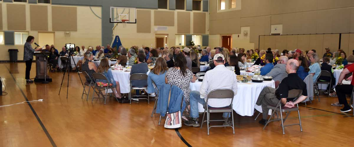 NEMiss.News Faulkner Literary Competition luncheon 2021