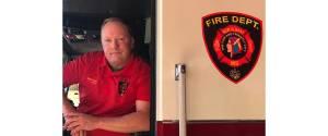 NEMiss.News New Albany Fire Chief, Mark Whiteside