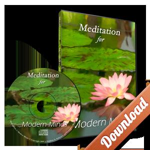 Meditation for Modern Minds Digital Download