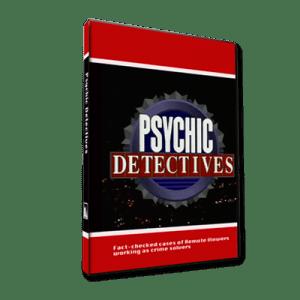 Psychic Detectives DVD