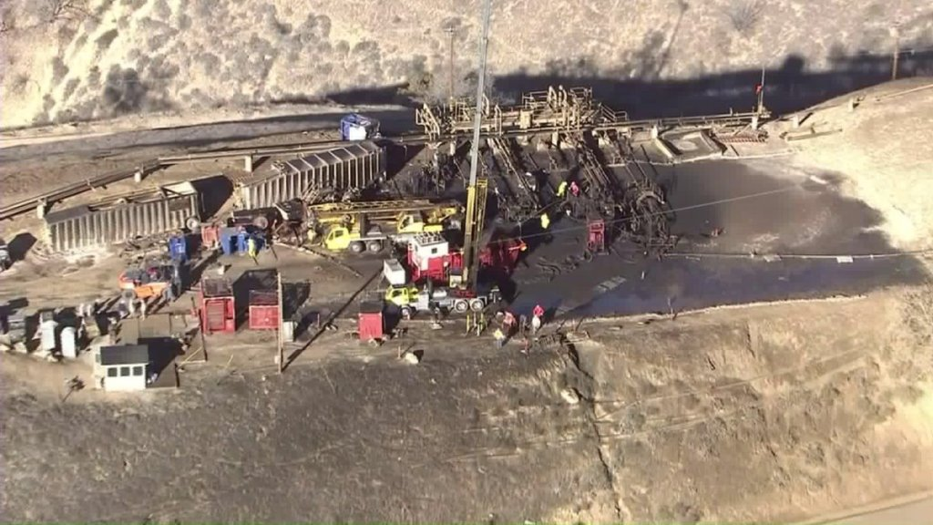 Breaking: Aliso Canyon Gas Leak Temporarily Controlled