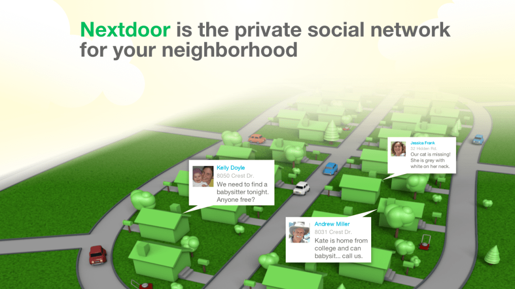 "Call for volunteers to plan an NENC-hosted picnic for Nextdoor.com ""Northridge Neighbors"""