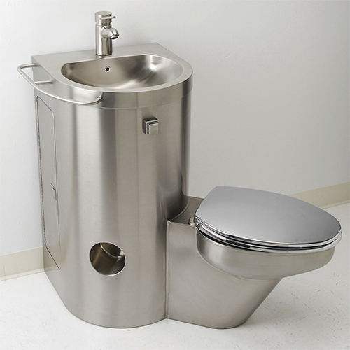 neo comby combination toilet basin for