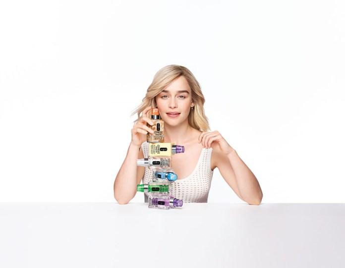 Clinique ID with Emilia Clarke