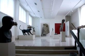 Giorgio Bertozzi Museo Crocetti Sintesi Neoartgallery Roma 00002