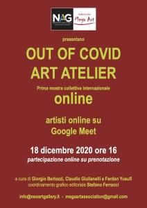 Giorgio Bertozzi Neoartgallery Live Online