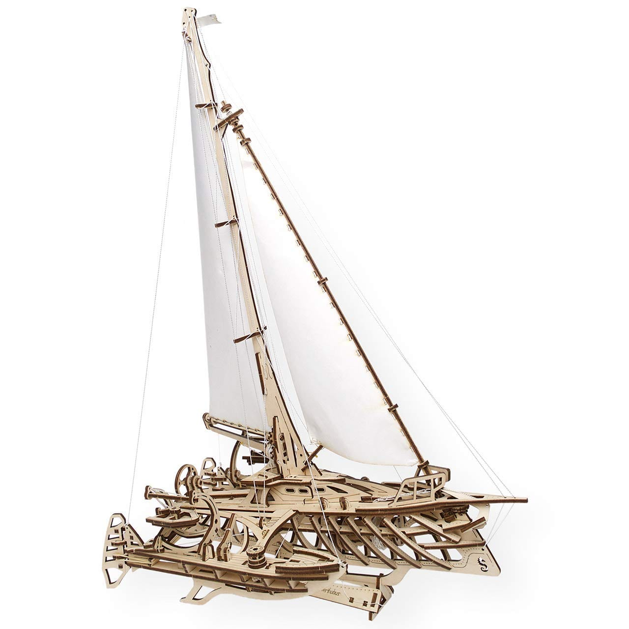 Sailboat Template For Preschool