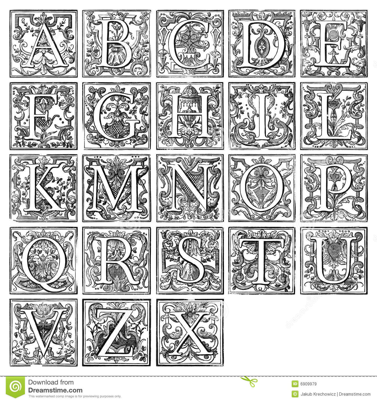 28 Images Of Me Val Illuminated Letter Template Neo