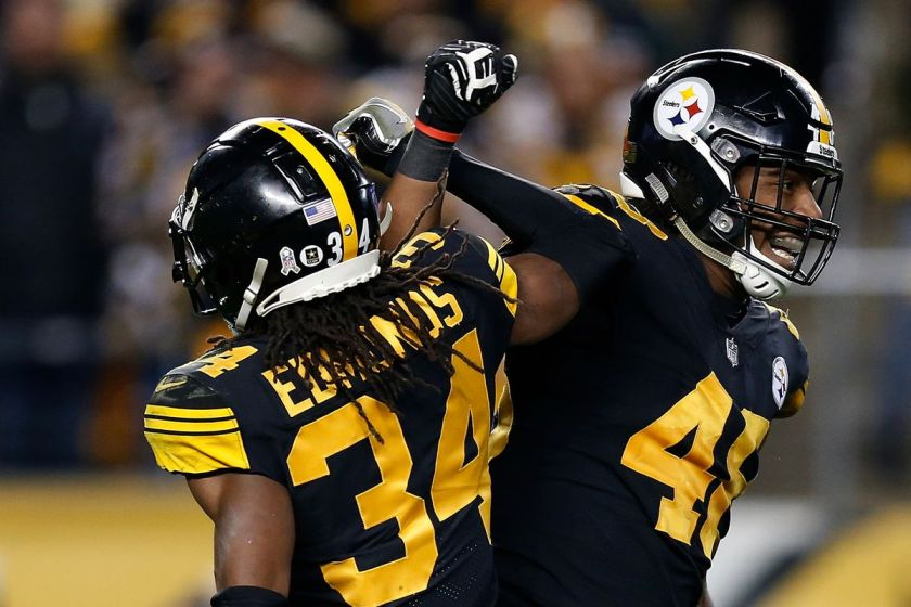 pittsburgh steelers ill wear their color rush jerseys vs
