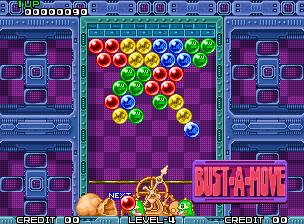 Bust A Move / Puzzle Bobble