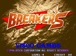 Breakers / Crystal Legacy