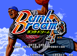 Street Hoop / Street Slam / Dunk Dream