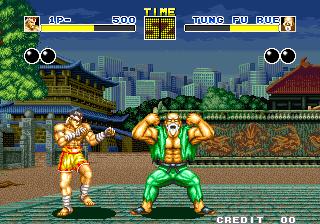 Fatal Fury: King of Fighters / Garou Densetsu: Shukumei No Tatakai