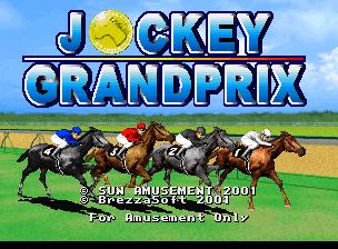 Jockey GP